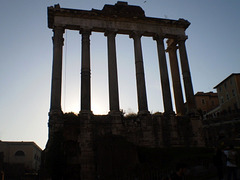 Temple of Saturn.