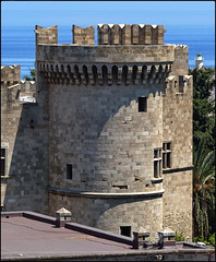 Palace of the Grand Master of the Knights of Rhodes - (613)