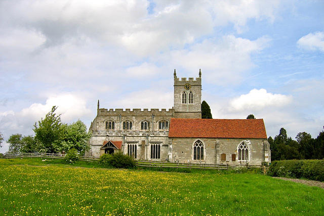 Church of St. Peter at Wootton Wawen (Grade I Listed Building)