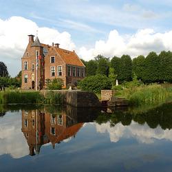 Nederland - Wedde, burcht