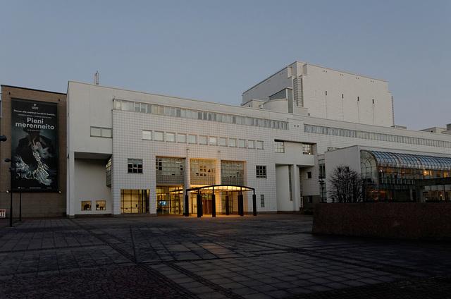 L'Opéra national de Finlande