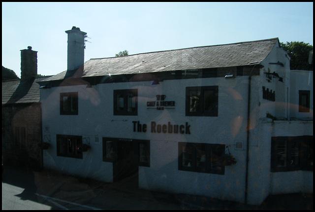 The Roebuck at Bilsborrow