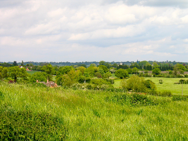 View from Round Hill