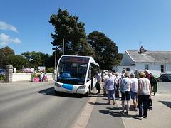 Libertybus 1722 (J 122022) at Botanic Gardens near St. Helier - 7 Aug 2019 (P1030843)
