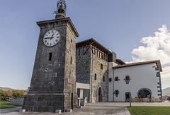 Torre del Centro de la Biodiversidad, Euskadi