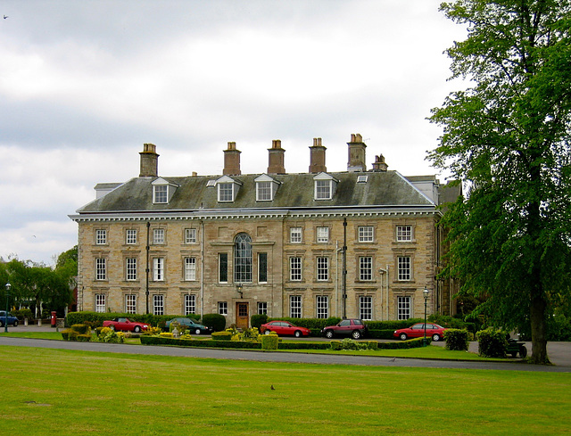 Wootton Hall (Grade II* Listed Building)