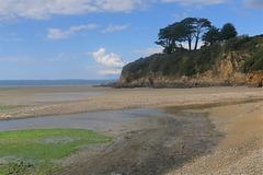 La baie de Douarnenez (Finistère)