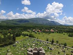Cetina, Panorama - Croazia