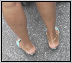 Harlem's sexy feet / Pieds sexy sur Harlem