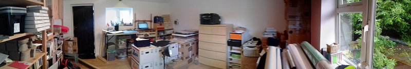 panoramic new studio
