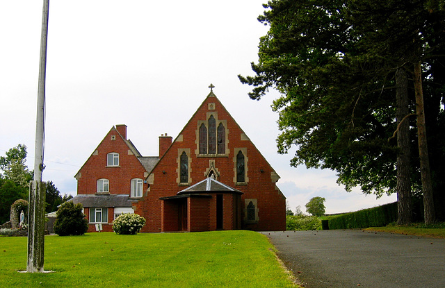 Church of Our Lady and St Benedict, Wootton Wawen