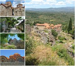 Greece - Mystras