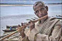 Le flûtiste du Gange