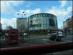 eyesore Imax building