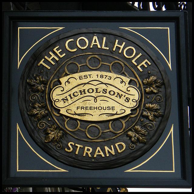 Nicholson's Coal Hole