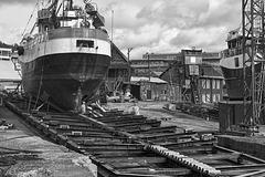 Wharf Life - Tromsø Skipsverft