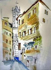 Siena. Der Dom. ©UdoSm