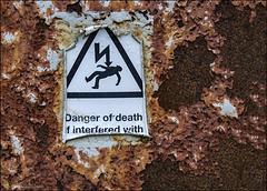 Danger of Death ...