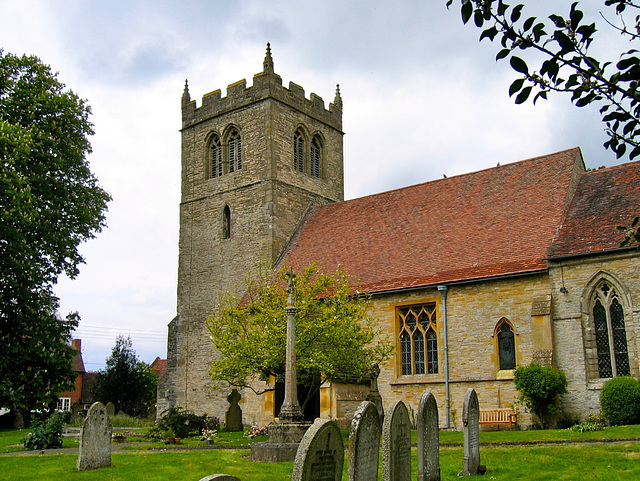 Church of St. John the Baptist at Aston Cantlow (Grade I Listed Building)