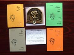 Libroj de Vasilij Erošenko en Esperanto