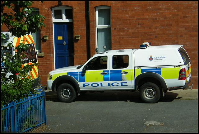 Broughton Police Station