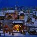 Erzgebirgischer Weihnachtsberg - Crib from the Ore Mountains
