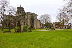 St Mary's, Stafford