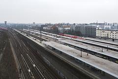 Bahnhof Altona, 15.2. 2015