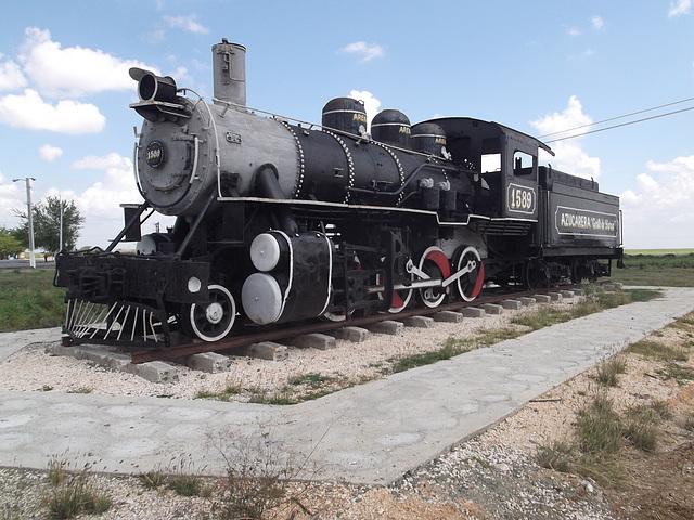 Train sucré