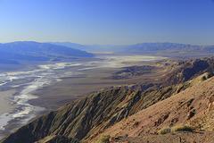 Death Valley from Dante's Overlook