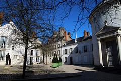 Eglise et cathédrale , à Orléans