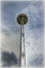 City Skyliner: 360° - 72 m Höhe/height