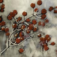 wild winter berries