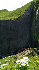 Speke's Mill Mouth Waterfall