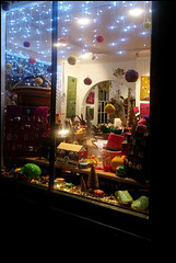 fair trade shop window