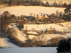 Winter of Yesteryear, North Yorkshire