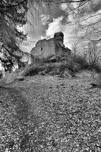 Hohenbourg castle
