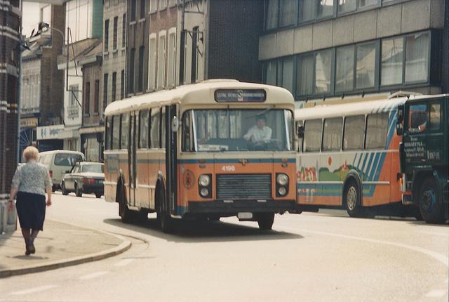 Fiat Garage Mechelen : Ipernity: nmvb 4196 0130 p in mechelen 1 june 1990 by david
