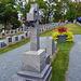 Halifax,  Friedhof der Opfer der Titanic-Katastrophe