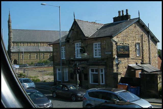 The Unicorn at Preston