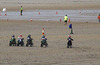 Young sand racers waiting for the off Jersey 2006