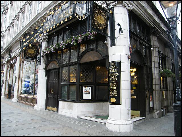 The Coal Hole pub