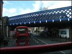 Waterloo Road railway bridge