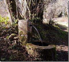 Fontaine de Labatut