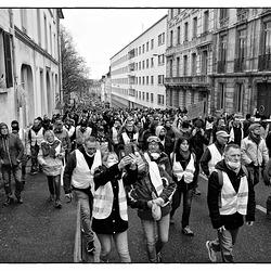 Manifestation des Gilets jaunes 12/01/2019