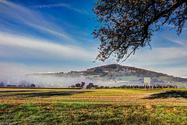 Herbst am Katzenbuckel - Fall in Germany's Odenwald (285°)