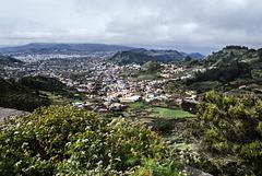 Anaga (Tenerife) Sobre fondo negro, por favor.