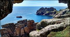 Trereen Dinas (South), Cornish Granite. PLEASE STAY, DON'T RUN AWAY!!!
