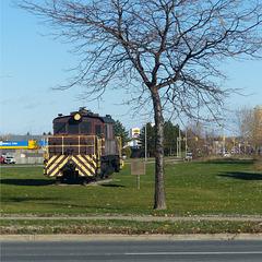 Electric Locomotive No. 17 (1) - 10 November 2017