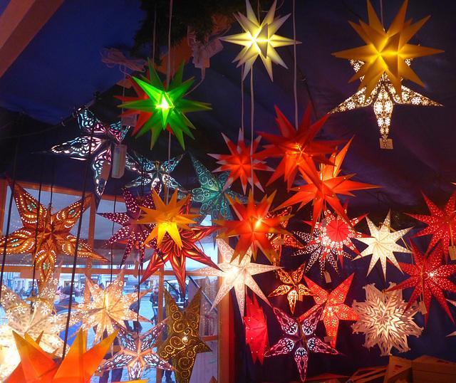 Dresden Weihnachtsmarkt an der Frauenkirche